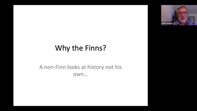 Why The Finns