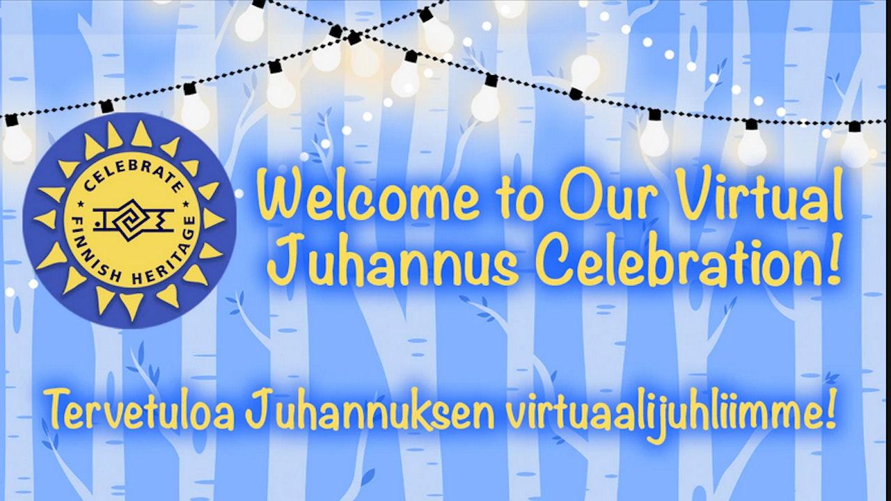 Juhannus Panels and Talks