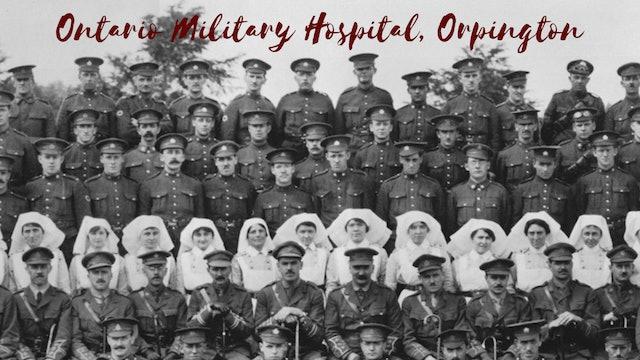 Ontario Military Hospital, Orpington