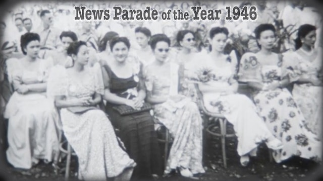 News Parade of the Year 1946