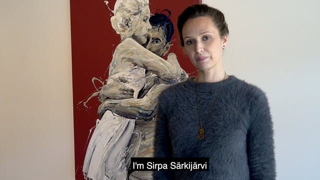 Sirpa Särkijärvi Joe Nease gallery