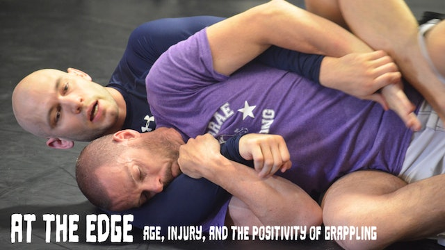At the Edge - Age, Injury, and the Positivity of Grappling