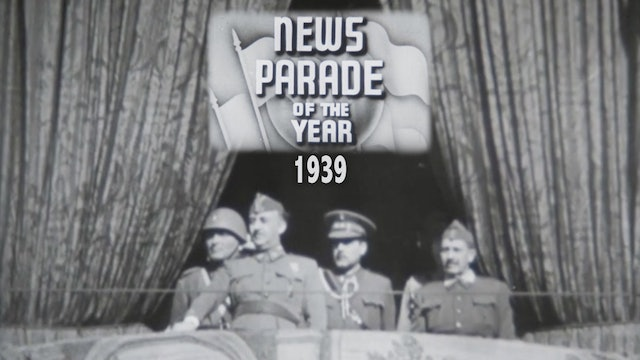 News Parade of the Year 1939