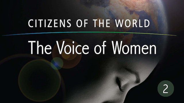 The Voice Of Women - Citizens of the World Series