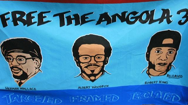 Robert King et l'Angola 3