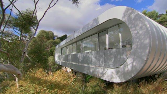 House for a Car