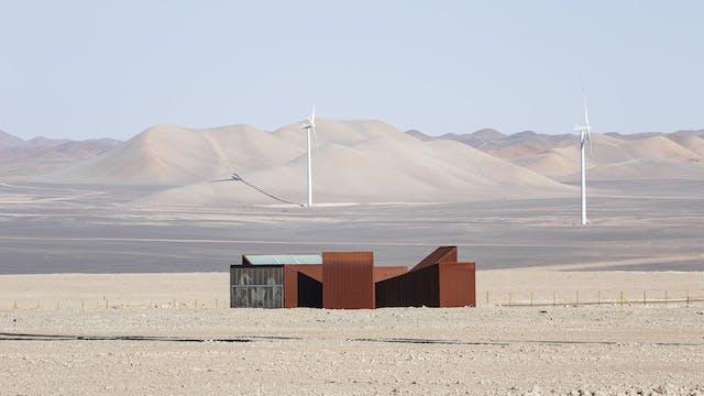 Desert Interpretation Center