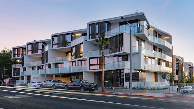 The Harland West Hollywood