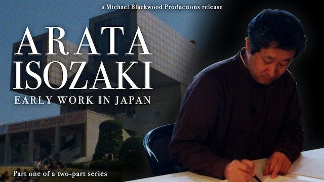 Arata Isozaki Early Work in Japan