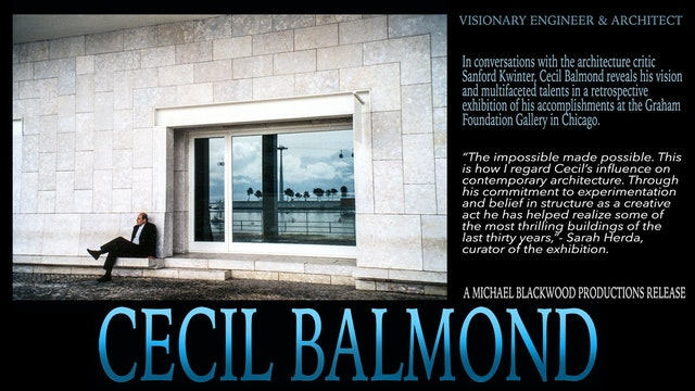 Cecil Balmond Visionary Engineer and Architect