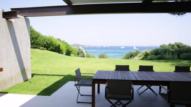 Villas in Sardinia