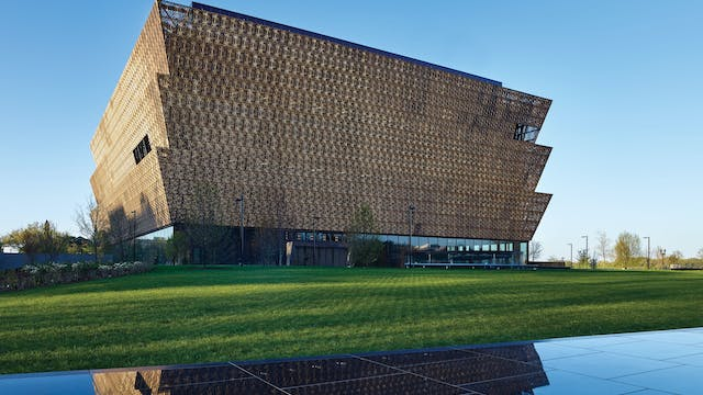 Smithsonian National Museum of Africa...