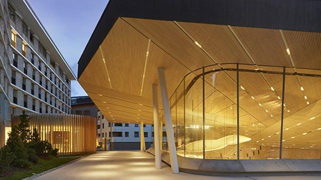 Concert Hall - Andermatt