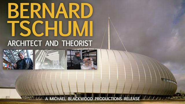 Bernard Tschumi Architect and Theorist
