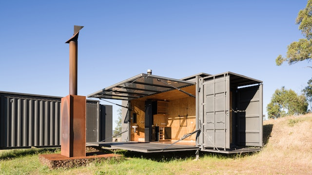 Mansfield Container House