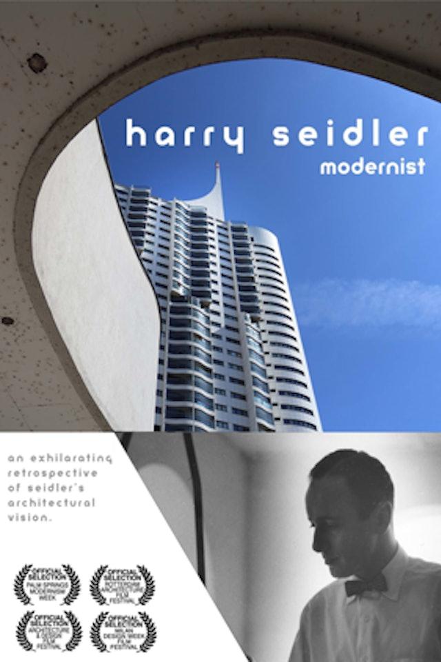Harry Seidler - Modernist