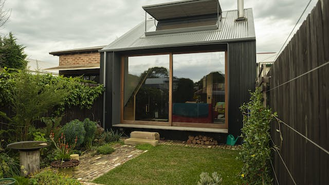 Crows Nest House