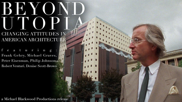 Beyond Utopia Changing Attitudes in American Architecture