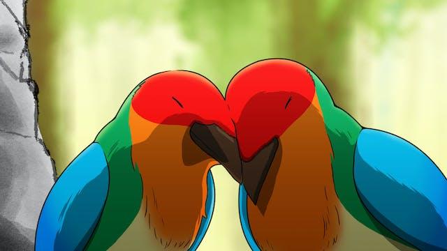 (字幕あり)虹色のカラス / Rainbow Crow (With Sub...