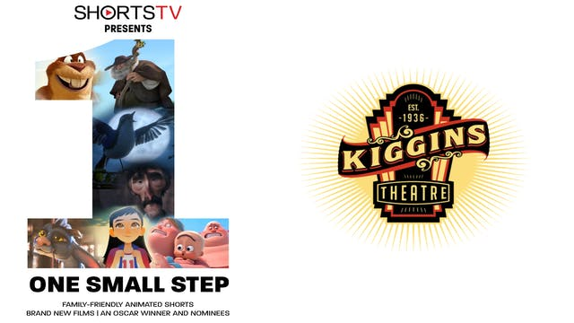 One Small Step 4 The Kiggins Theatre