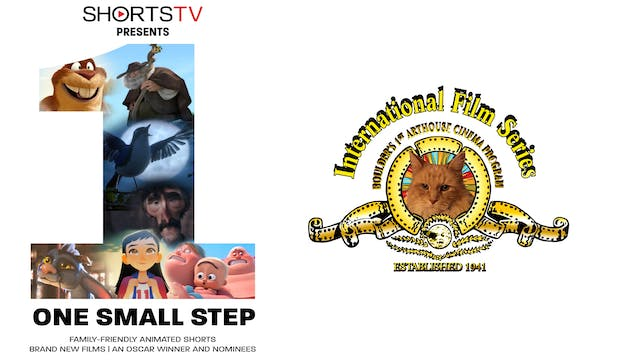 One Small Step 4 International Film Series