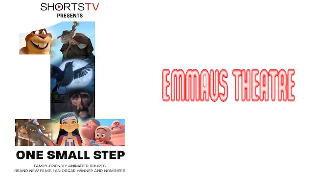 One Small Step 4 The Emmaus Theatre