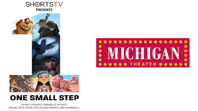 One Small Step 4 Michigan Theater
