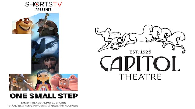 One Small Step 4 Capitol Theatre