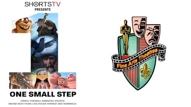 One Small Step 4 Fine Arts Theatre