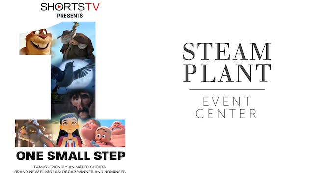 One Small Step 4 SteamPlant Event Center & Theater