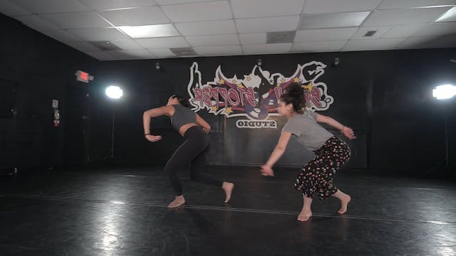 """Love Lost"" Intermediate Contemporary with Tiffany"