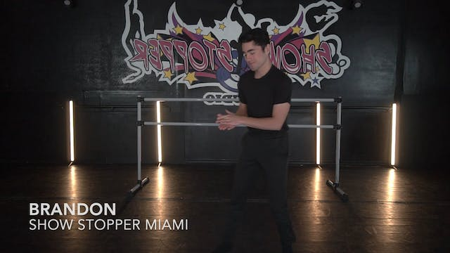 Ballet Beginner with Brandon