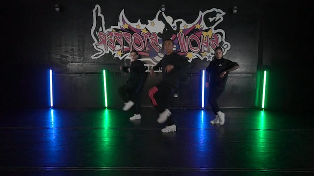 """Gang Gang"" Advanced Urban Movement with Mykee"