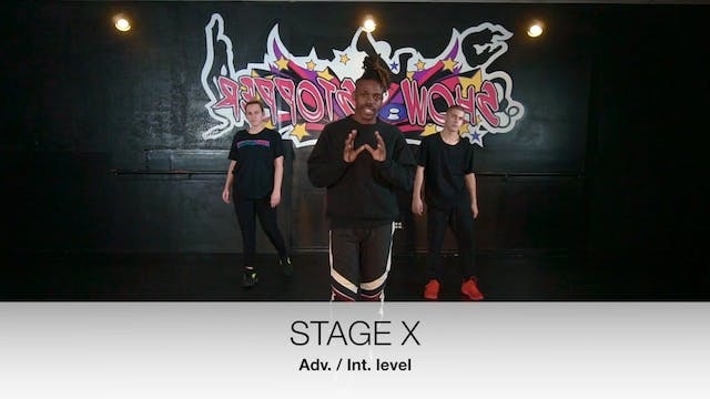 """Then"" Advanced Stage X with PXTN"