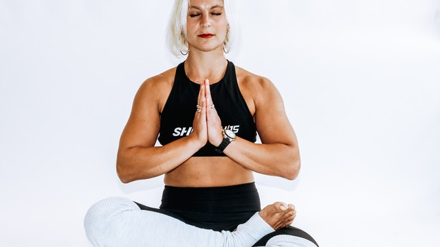 Guided Meditation with Courtney //