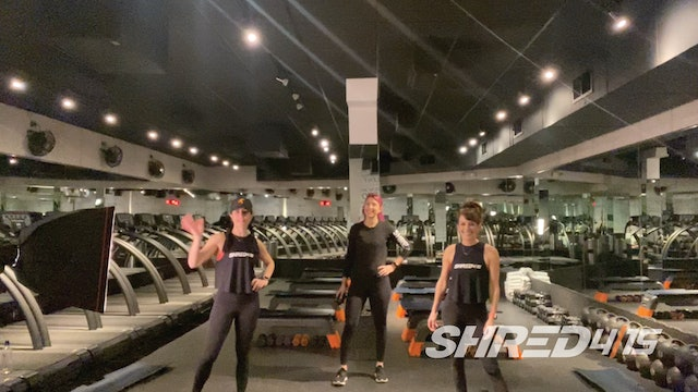 Total Body CIRCUIT Workout with Carson, B&T // Bodyweight or Dumbbells