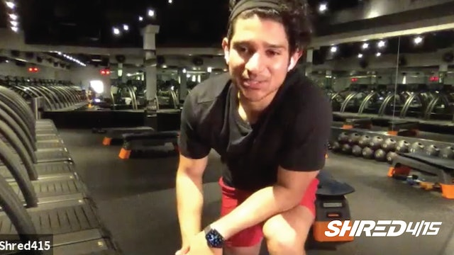 *NEW AWESOME Butt, Legs, & Abs + Treadmill Drills with Derick // 1 Dumbbell