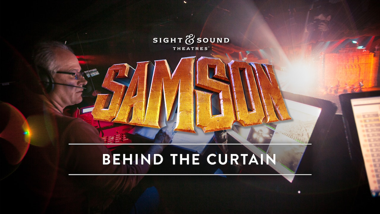 SAMSON | Behind the Curtain
