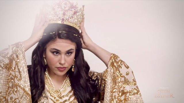 QUEEN ESTHER | Costume Fittings