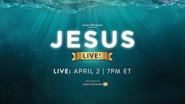 LIVE: April 2, 7PM ET