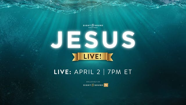 LIVE: April 2, 7PM ET