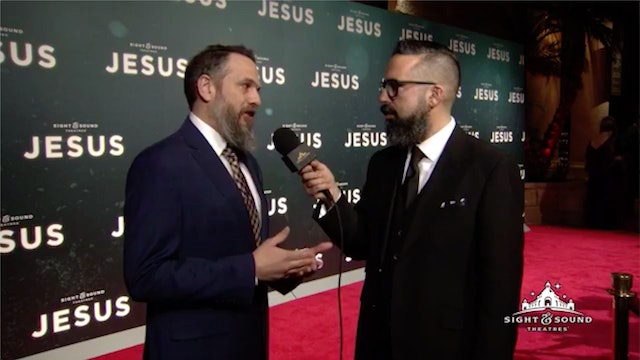 JESUS | Live From the Red Carpet