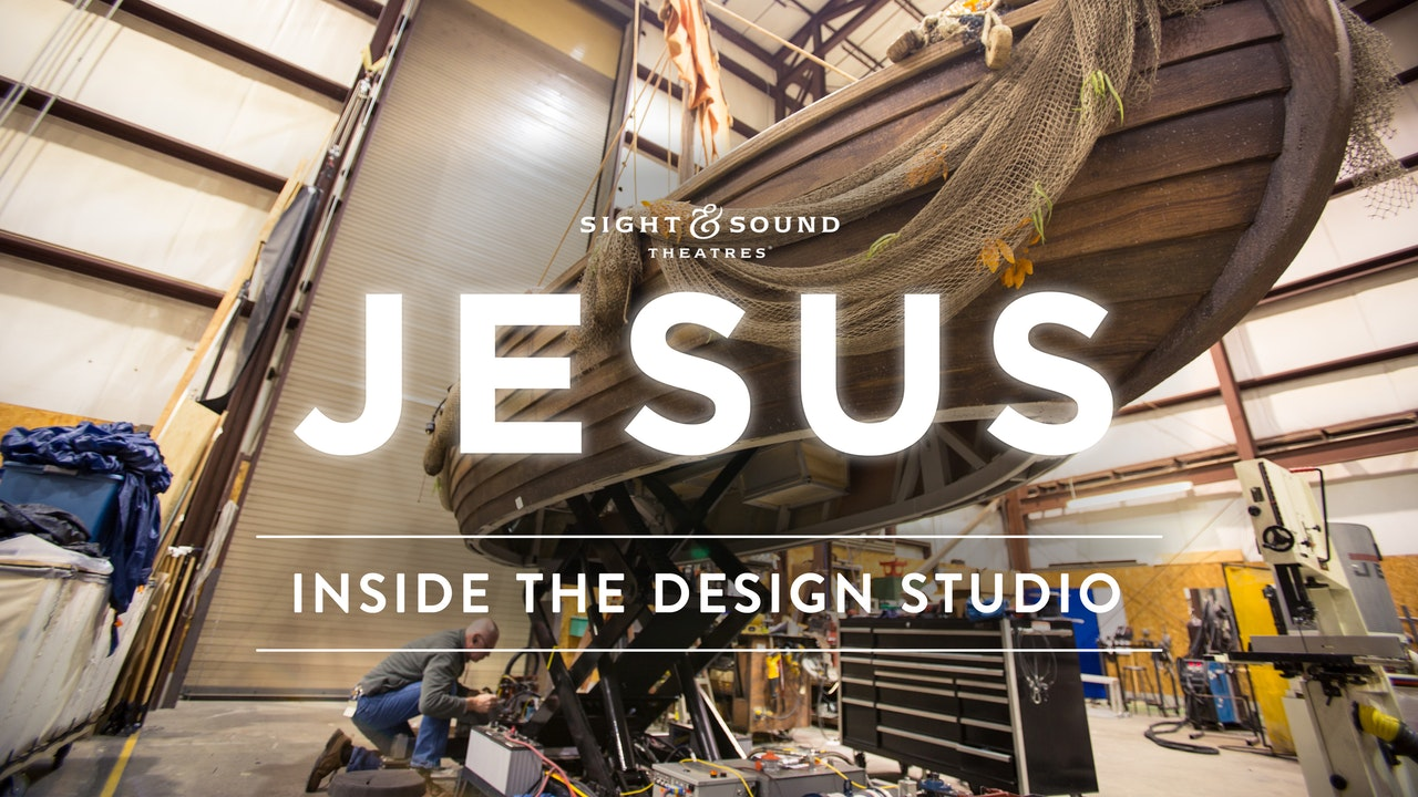 Creating the Show: JESUS