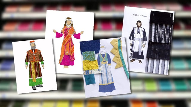 JONAH | Costume Design