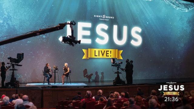 JESUS | Live Broadcast Pre-Show