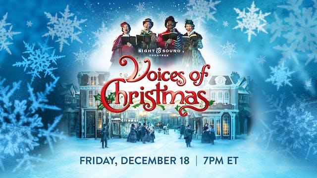 Special Event: Dec 18, 7pm ET