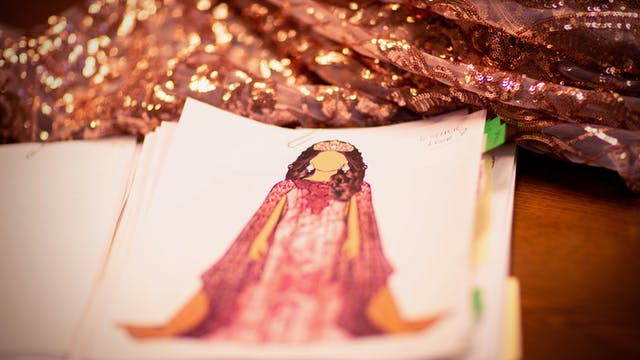 QUEEN ESTHER | Designing the Costumes