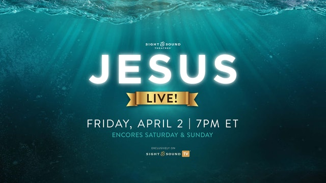 JESUS—Live!