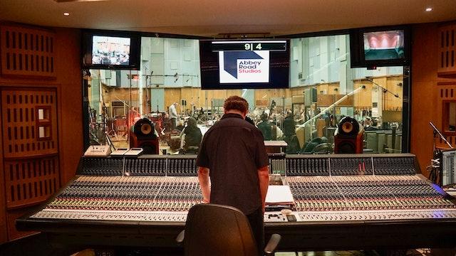 JESUS | Recording the Music