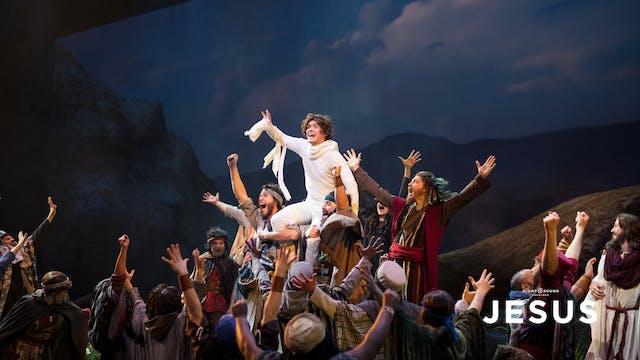 JESUS | Raising Lazarus